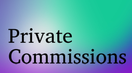 just private commissions